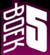 Boek5 logo